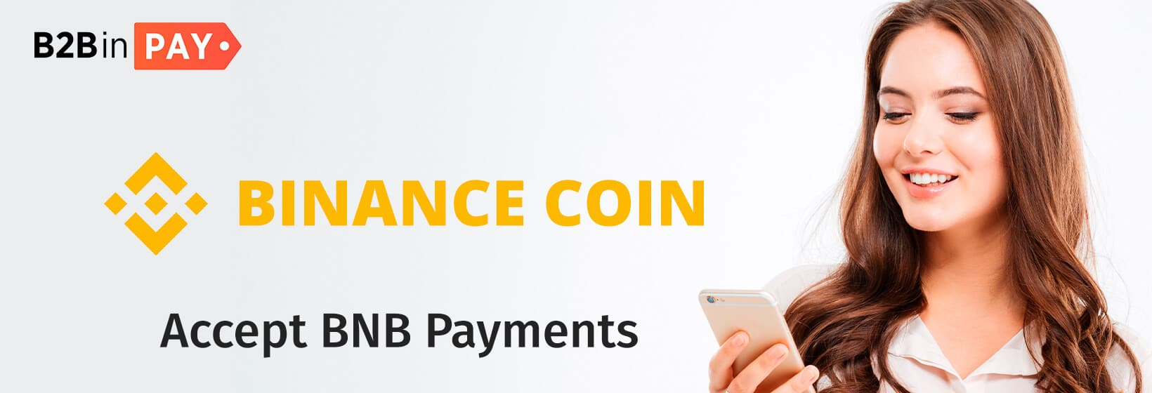 Accept Binance Coin Payments