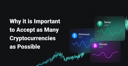 Why is it important to accept as many cryptocurrencies as possible?
